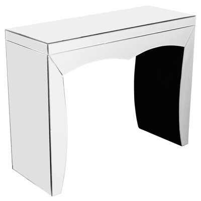 House Additions Piana Mirror Console Table