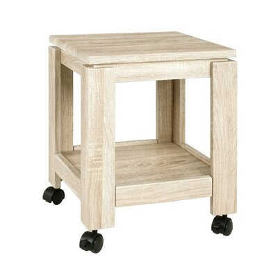 House Additions Trolley Side Table