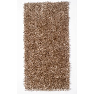 House Additions Arola Brown Area Rug