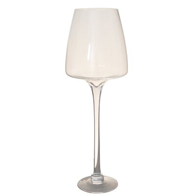 House Additions Wine Glass Hurricane
