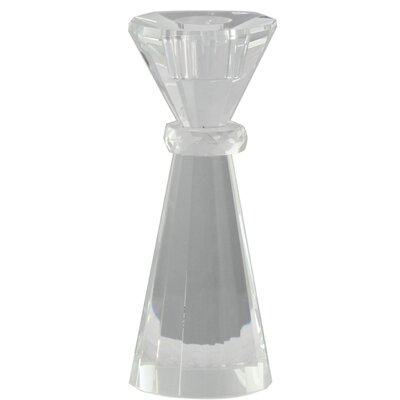 House Additions Cut Glass Candlestick