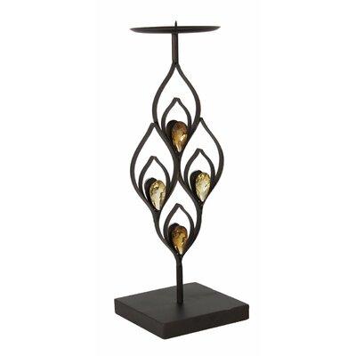 House Additions Arabian Nights Metal Candlestick
