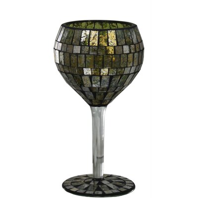 House Additions Mosaic Goblet