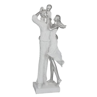 House Additions Summer of Love Family Figurine