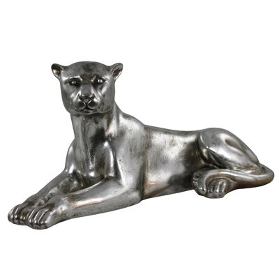 House Additions Jaguar Figurine