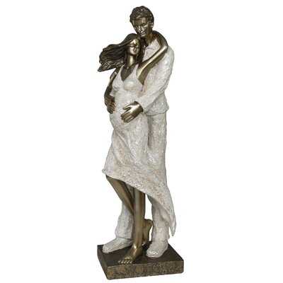 House Additions Love Story New Life Figurine