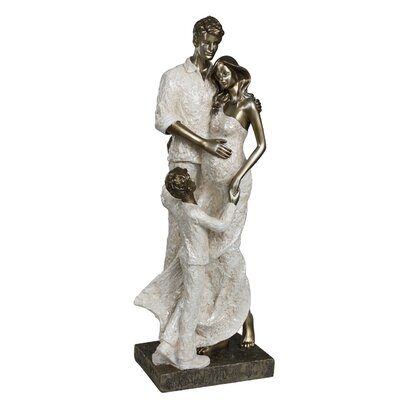 House Additions Love Story Perfection Figurine