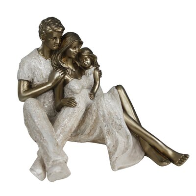 House Additions Love Story Family Figurine