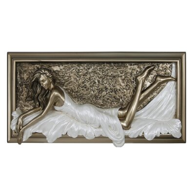 House Additions Beauty Passion Art Print Plaque in Bronze