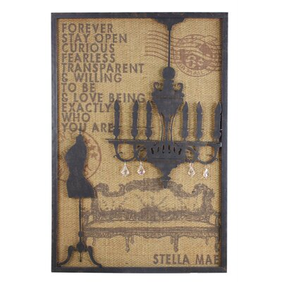 House Additions Vintage Stella Mae Graphic Art