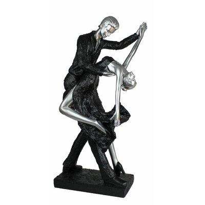 House Additions Summer of Love Rumba Dance Figurine