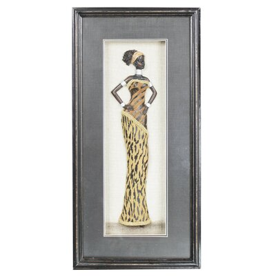 House Additions 3D Boipelo Framed Graphic Art