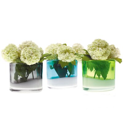 House Additions Londonette 3 Piece Vase Set
