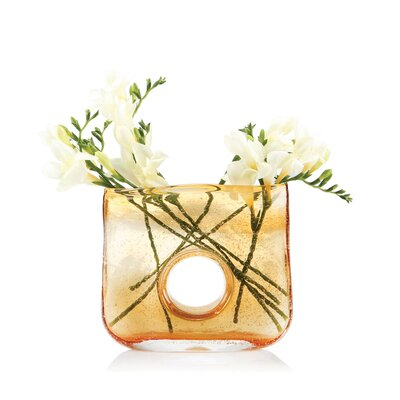 House Additions Vava Rectangle Vase