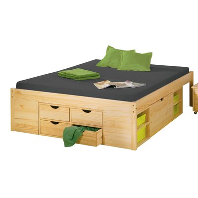 House Additions Nils Storage Bed Frame