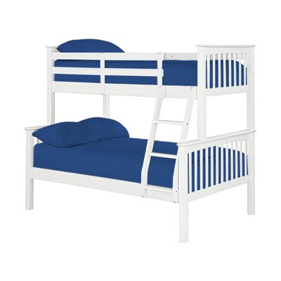 House Additions Barnese Triple Sleeper Bunk Bed