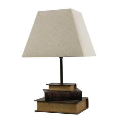 House Additions Around the World Book 58cm Table Lamp