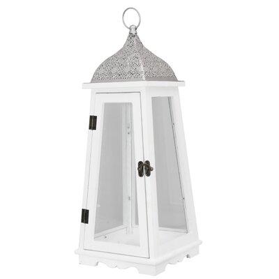 House Additions Wood Lantern