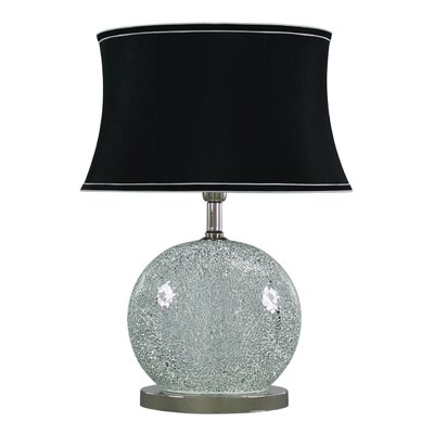 House Additions Sparkle Mosaic 52cm Table Lamp