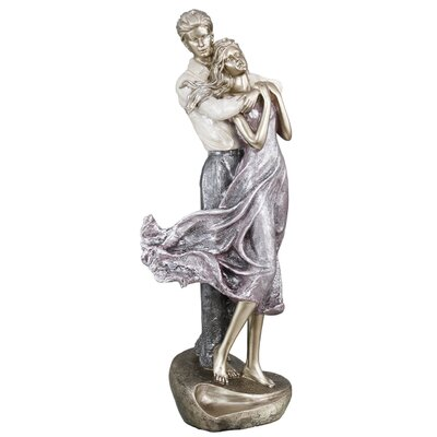 House Additions Couple Figurine