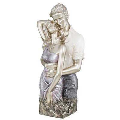 House Additions Couple Figurine