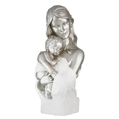 House Additions Mother and Child Figurine