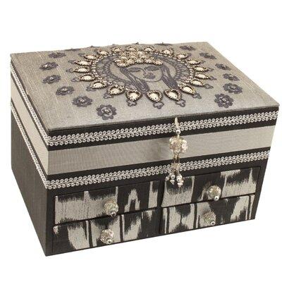 House Additions Buddha Jewellery Box I