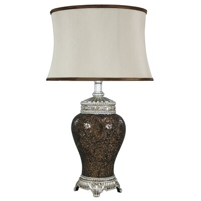 House Additions Sparkle Mosaic 79cm Table Lamp