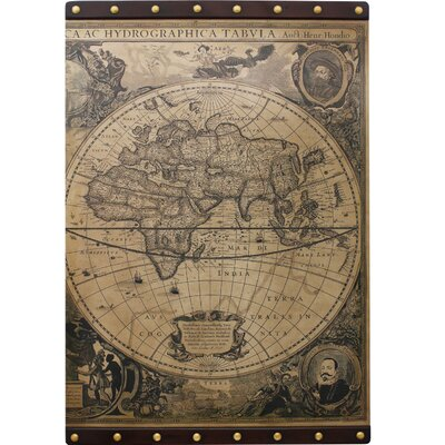 House Additions Atlas Graphic Art Plaque