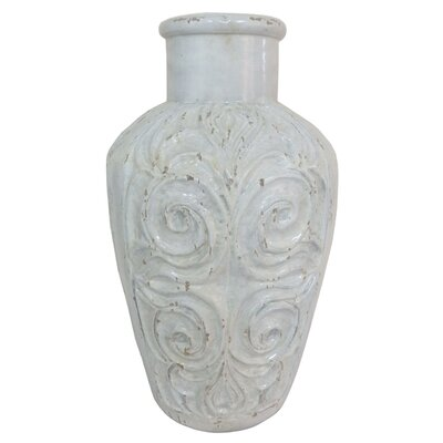 House Additions Meredith Floral Vase