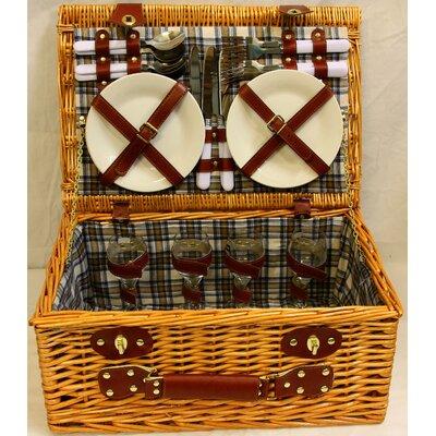 House Additions 46cm Picnic Basket