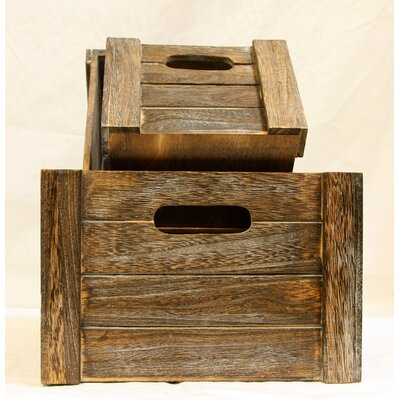 House Additions Wooden Crates