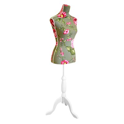 House Additions Decorative Floral Mannequin