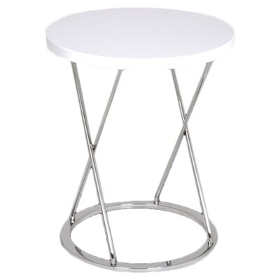 House Additions X-Leg Side Table