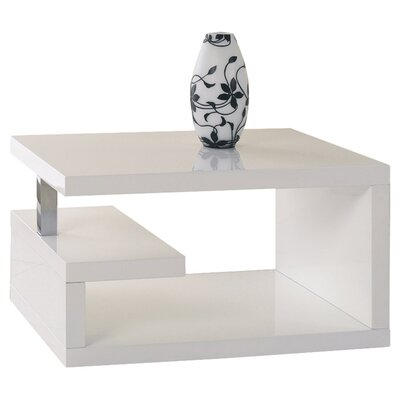 House Additions Holtby Coffee Table with Magazine Rack