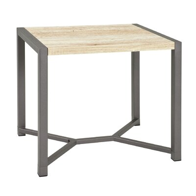 House Additions San Remo Oak Side Table