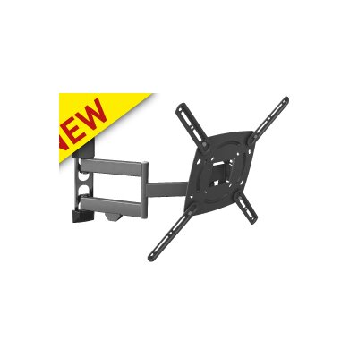 """House Additions 4 Movement Tilt Wall Mount for 56"""" Flat Panel Screens"""