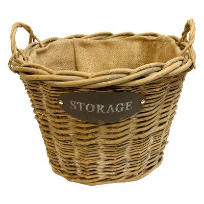 House Additions Log Fireplace Storage Basket