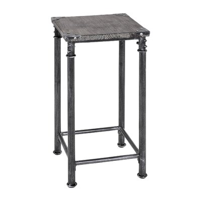 House Additions Industrial Side Table