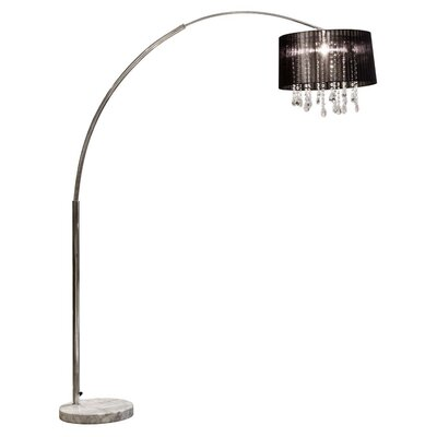 House Additions 190cm Arched Floor Lamp