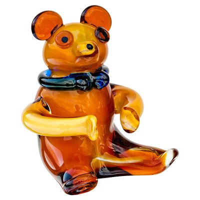 House Additions Teddy Bear Figurine