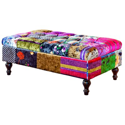 House Additions Alhambra Footstool