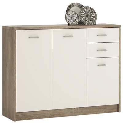 House Additions 4 You 3 Door 2 Drawer Sideboard