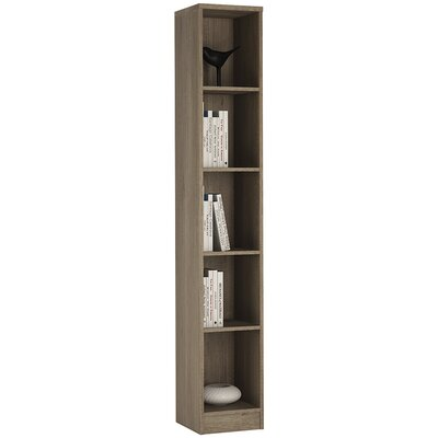 House Additions 4 You Tall Narrow 189.5cm Standard Bookcase