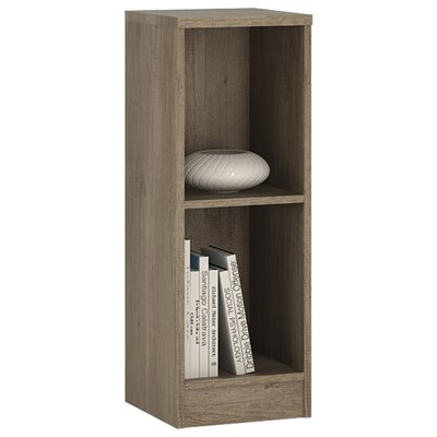 House Additions 4 You Low Narrow 85.5cm Standard Bookcase