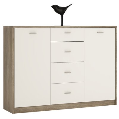 House Additions 4 You 2 Door 4 Drawer Sideboard