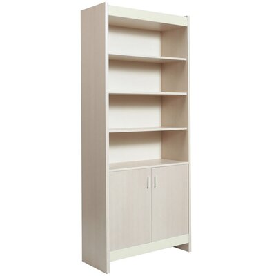 House Additions Lazo Tall Wide 198cm Book Cabinet
