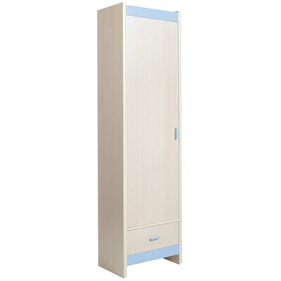 House Additions Fanfair Kids 1 Door Wardrobe