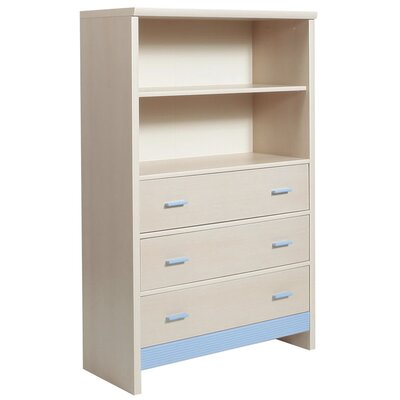 House Additions Fanfair Kids 3 Drawer Chest of Drawers