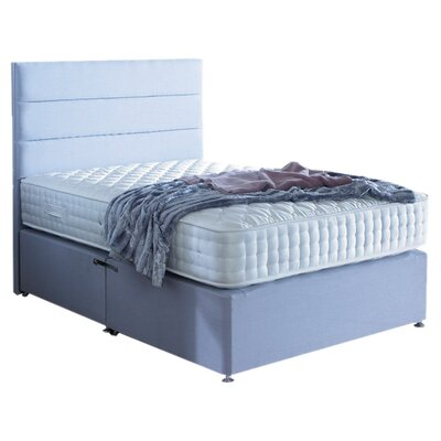 House Additions Sandileigh Memory Foam Divan Bed